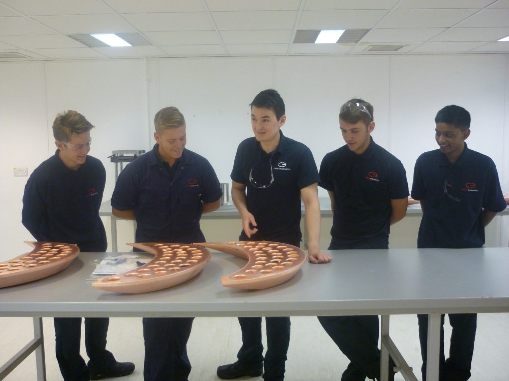 Our Apprentices